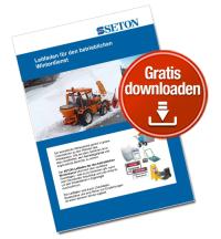 Kostenloser Leitfaden: Betrieblicher Winterdienst – mit Checklisten AT